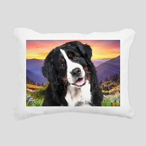 meadow(blanket) Rectangular Canvas Pillow