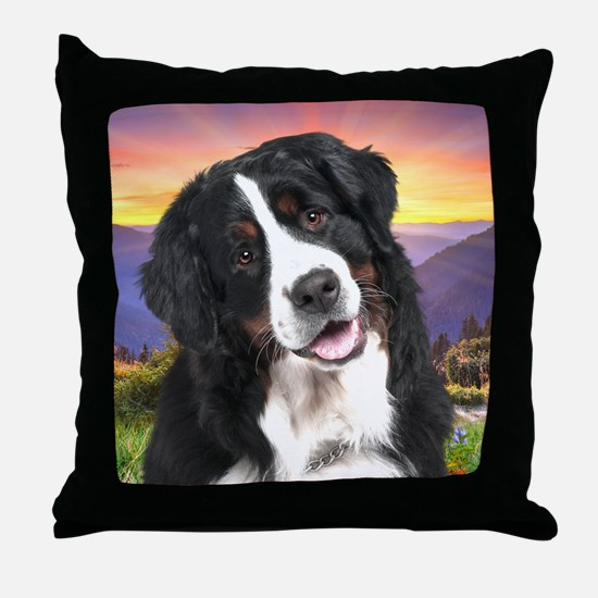 meadow(blanket) Throw Pillow