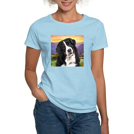 meadow(button) Women's Light T-Shirt