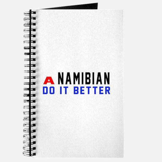 Namibian It Better Designs Journal