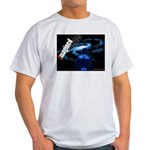 imaginedworlds Ash Grey T-Shirt