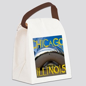 Chcago_10X8_puzzle_mousepad_Bean Canvas Lunch Bag