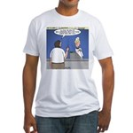 Supersize Me Fitted T-Shirt