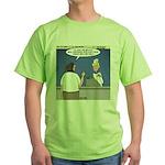 Supersize Me Green T-Shirt