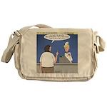 Supersize Me Messenger Bag