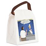 Supersize Me Canvas Lunch Bag