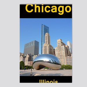 Chicago_5.5x8.5_Journal_B Postcards (Package of 8)