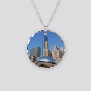 Chicago_5.5x8.5_Journal_Bean Necklace Circle Charm
