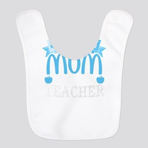 The Best Kind Of Mom Raises A T Polyester Baby Bib