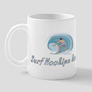 Surf Hookipa Beach, Hawaii Mug