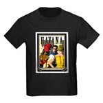 Havana, Cuba Kids Dark T-Shirt