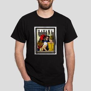 Havana, Cuba Dark T-Shirt