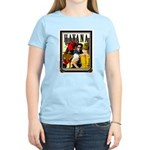 Havana, Cuba Women's Light T-Shirt