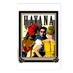 Havana, Cuba Postcards (Package of 8)