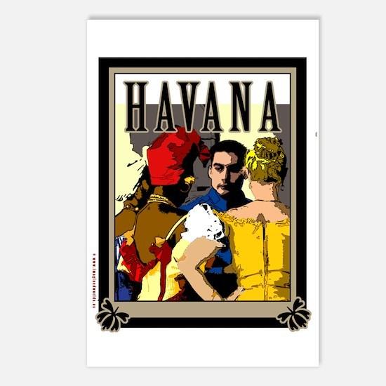 Havana, Cuba Postcards (Package of 8)