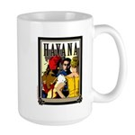 Havana, Cuba Large Mug