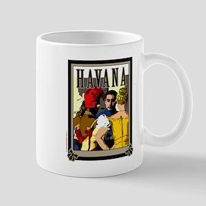 Havana, Cuba Mug