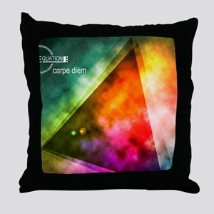Equation Throw Pillow