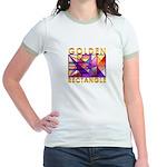 Golden Rectangle Jr. Ringer T-Shirt