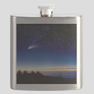 Mauna kea observatory Flask