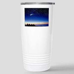 Mauna kea observatory Stainless Steel Travel Mug