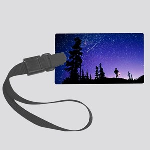 Meteor Large Luggage Tag