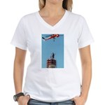 Return of Freedom Women's V-Neck T-Shirt