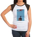 Return of Freedom Women's Cap Sleeve T-Shirt
