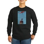 Return of Freedom Long Sleeve Dark T-Shirt
