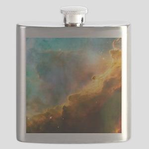 Nebula in M17 Flask
