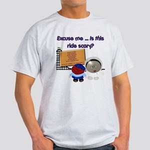 Scary Ride Light T-Shirt