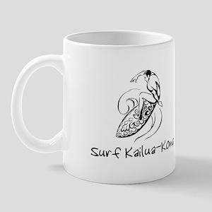 Surf Kailua-Kona, Hawaii Mug