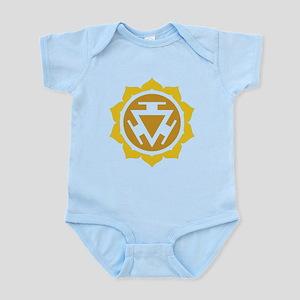 Manipura Chakra Infant Bodysuit
