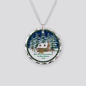 2016 Necklace Circle Charm