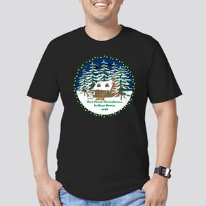 2016 Men's Fitted T-Shirt (dark)