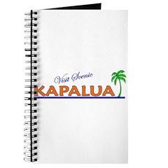 Visit Scenic Kapalua, Hawaii Journal