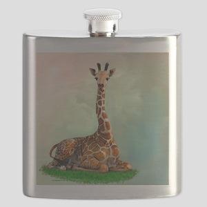 Giraffe Flask