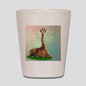 Giraffe Shot Glass