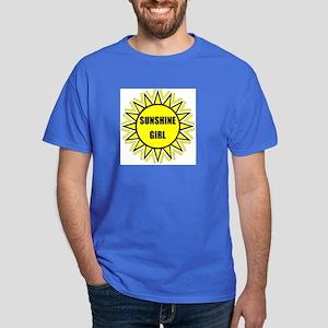 SUNSHINE GIRL Dark T-Shirt