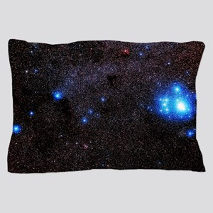 Optical image of the open star cluster Pillow Case
