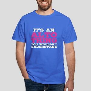 It's an Alto Thing Dark T-Shirt