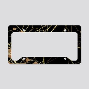 Nerve cell, SEM License Plate Holder