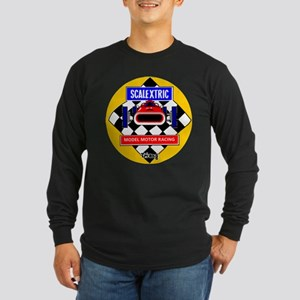Retro Yellow Long Sleeve T-Shirt