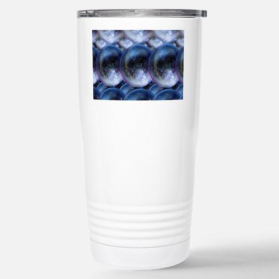 Parallel universes Stainless Steel Travel Mug