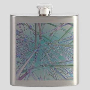 Nerve cells Flask