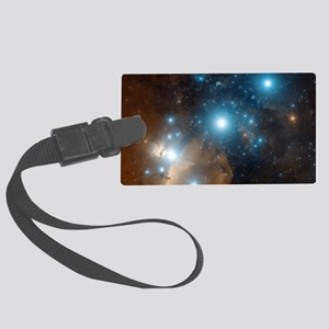 Orion's belt Large Luggage Tag