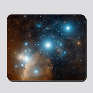 Orion's belt Mousepad