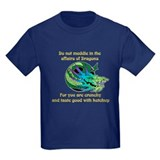 Humorous Kids T-shirts (Dark)