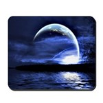 Earth Glow Mousepad