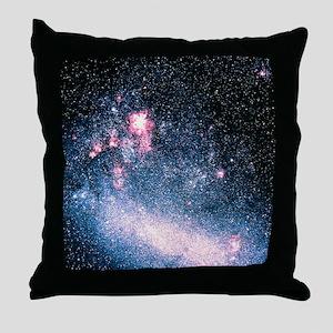 Optical image of the Large Magellanic Throw Pillow